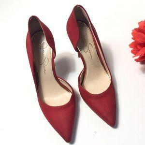 Jessica Simpson Claudette Heels